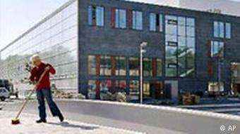 Opernhaus in Erfurt Eröffnung