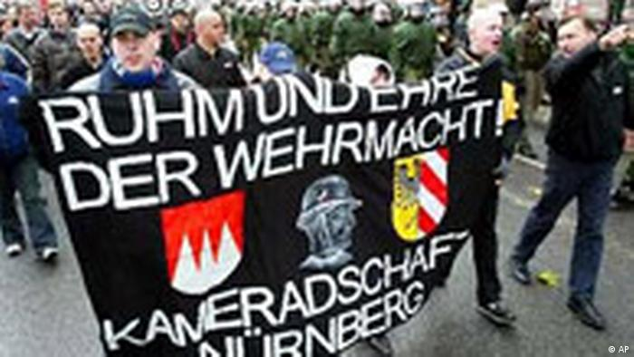 Neonazis in München
