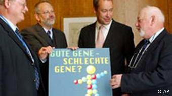 Gute Gene schlechte Gene Konferenz Bremen