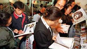 Buchmesse in Peking