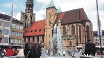 Heilbronn, Kilianskirche