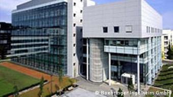 Boehringer Ingelheim Fabrik in Biberach