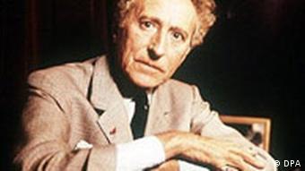 Porträt-Foto Jean Cocteau (Foto: DW)