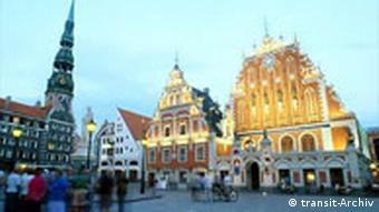 Altstadt von Riga Lettland