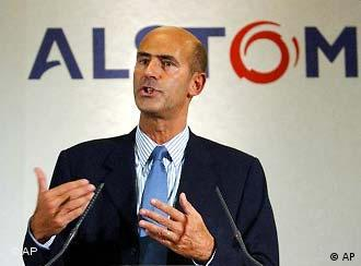 Alstom CEO Patrick Kron can't prevent the break-up of the French conglomerate.