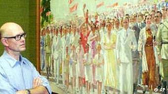 Stalin Kunst in Frankfurt