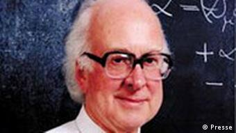Physiker Peter Higgs