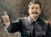Retrato de Stalin, Gerassimov,1939