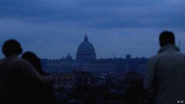Nacht in der Ewigen Stadt (AP)