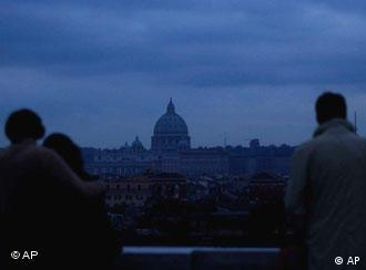 Darkness in Rome