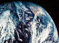 El planeta azul, en 1968