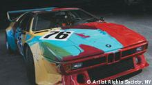 Andy Warhol: Art Cars
