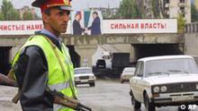 Tschetschenien-Wahl