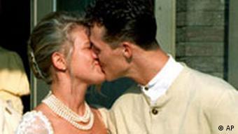 Michael Schumacher heiratet