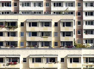Apartment building in Erfurt