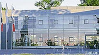 Adidas Firmenzentrale - Außenansicht