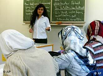 The imams said learning the host country's language and culture is essential