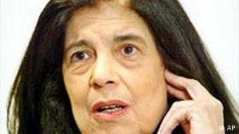 Writer Susan Sontag Copyright: AP Photo/Michael Probst