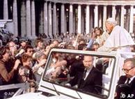 Рим, 13 май 1981-ва година