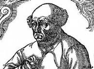 Paracelso (1493–1541), médico, pesquisador e filósofo que influenciou Hahnemann