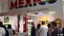 ANUGA 2003 Der Stand von Mexiko auf der Anuga