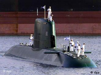 The German sub sale to Israel has some fearing for regional stability
