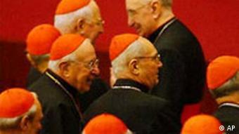 Kardinäle Papstjubiläum